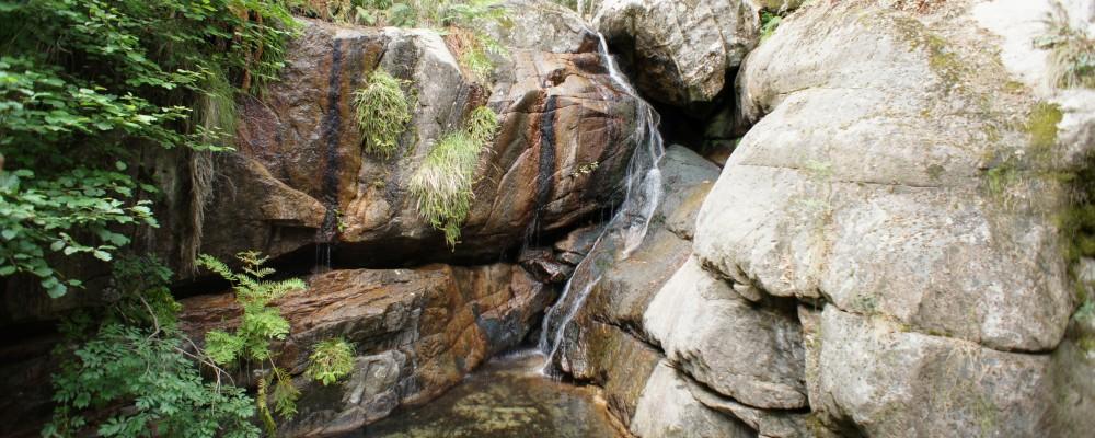 Cascade d'Aïtone