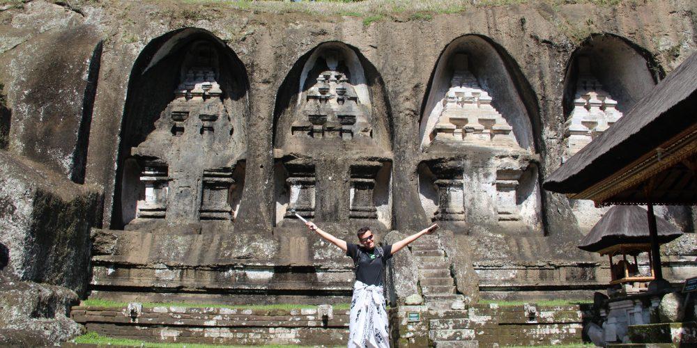 Gunung Kawi (Temple et Monuments)