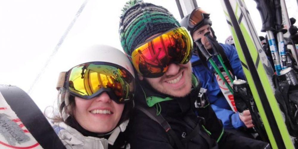 Ski La Plagne