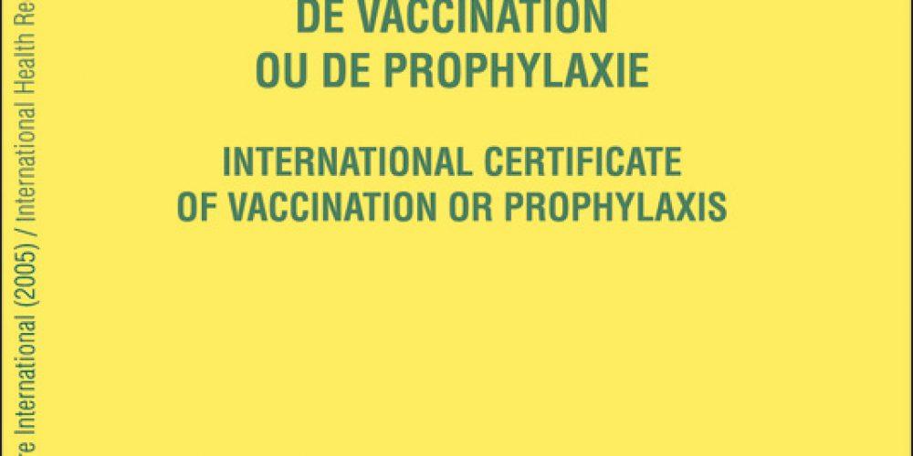 Santé (vaccins et autres mesures préventives)